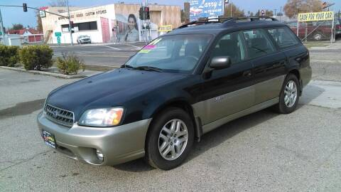 2004 Subaru Outback for sale at Larry's Auto Sales Inc. in Fresno CA