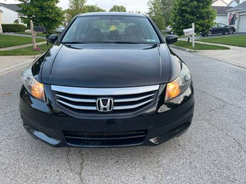 2012 Honda Accord for sale at Via Roma Auto Sales in Columbus OH