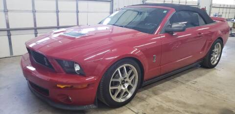 2007 Ford Shelby GT500 for sale at COOPER AUTO SALES in Oneida TN