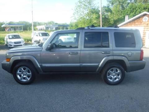 2008 Jeep Commander for sale at Trade Zone Auto Sales in Hampton NJ