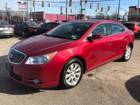 2013 Buick LaCrosse for sale at SKYLINE AUTO in Detroit MI