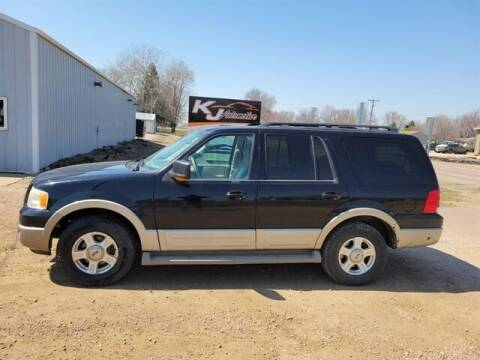 2006 Ford Expedition for sale at KJ Automotive in Worthing SD