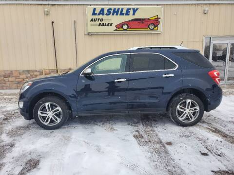 2017 Chevrolet Equinox for sale at Lashley Auto Sales in Mitchell NE