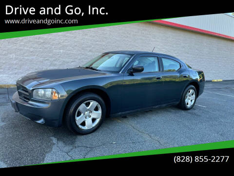 2008 Dodge Charger for sale at Drive and Go, Inc. in Hickory NC