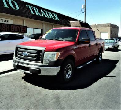 2009 Ford F-150 for sale at DESERT AUTO TRADER in Las Vegas NV