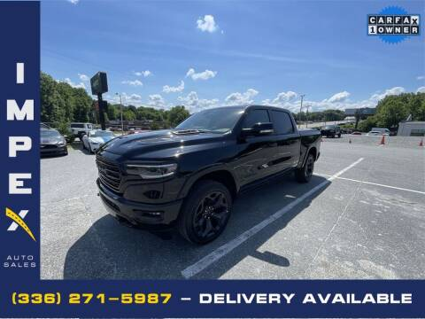 2020 RAM Ram Pickup 1500 for sale at Impex Auto Sales in Greensboro NC