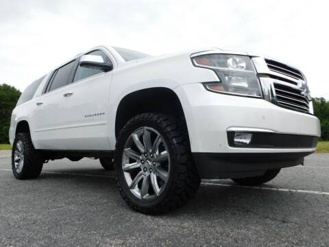 2016 Chevrolet Suburban for sale at Used Cars For Sale in Kernersville NC