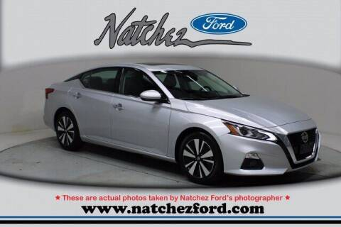 2020 Nissan Altima for sale at Auto Group South - Natchez Ford Lincoln in Natchez MS