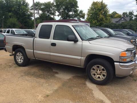 2006 GMC Sierra 1500 for sale at Kimpton Auto Sales in Wells MN