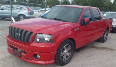 2007 Ford F-150 for sale at Big Red Auto Sales in Papillion NE