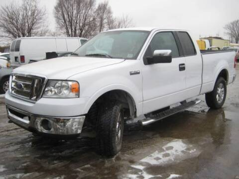2007 Ford F-150 for sale at CARZ R US 1 in Armington IL