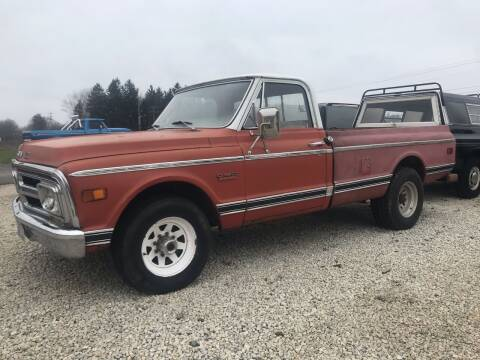 1972 GMC C/K 2500 Series for sale at FIREBALL MOTORS LLC in Lowellville OH