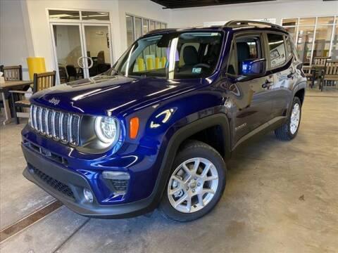 2021 Jeep Renegade for sale at Bob Weaver Auto in Pottsville PA