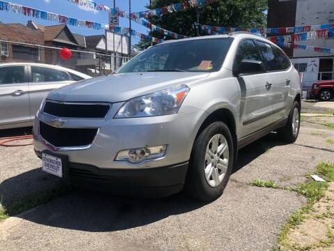 2011 Chevrolet Traverse for sale at GARET MOTORS in Maspeth NY