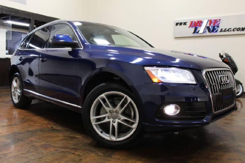 2014 Audi Q5 for sale at Driveline LLC in Jacksonville FL
