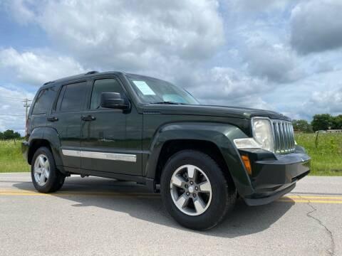 2011 Jeep Liberty for sale at ILUVCHEAPCARS.COM in Tulsa OK