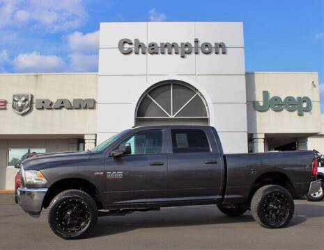 2015 RAM Ram Pickup 2500 for sale at Champion Chevrolet in Athens AL
