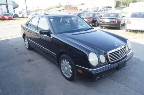 1997 Mercedes-Benz E-Class for sale at Green Ride Inc in Nashville TN