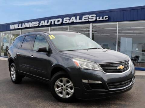 2013 Chevrolet Traverse for sale at Williams Auto Sales, LLC in Cookeville TN
