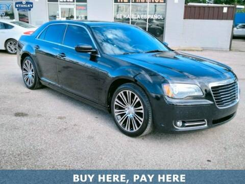 2014 Chrysler 300 for sale at Stanley Direct Auto in Mesquite TX