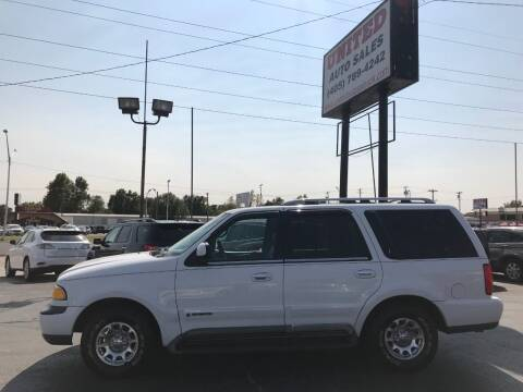 1999 Lincoln Navigator for sale at United Auto Sales in Oklahoma City OK