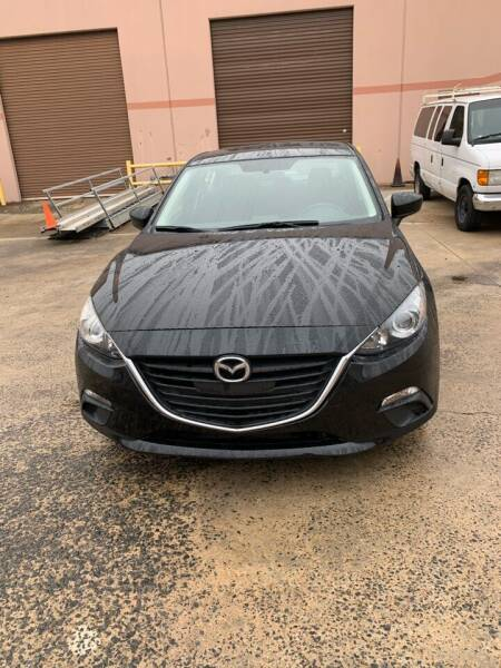 2015 Mazda MAZDA3 for sale at BWC Automotive in Kennesaw GA