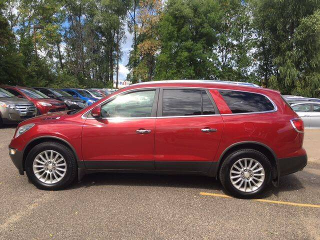 2012 Buick Enclave for sale at AM Auto Sales in Forest Lake MN