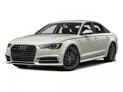 2016 Audi A6 for sale at Bergey's Buick GMC in Souderton PA