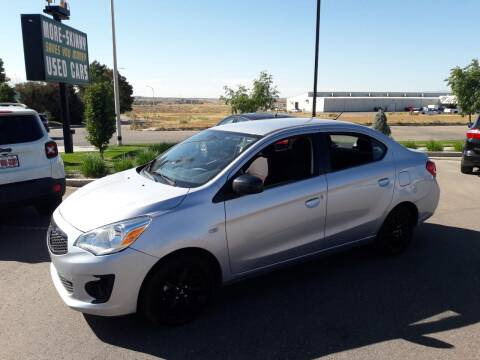 2020 Mitsubishi Mirage G4 for sale at More-Skinny Used Cars in Pueblo CO