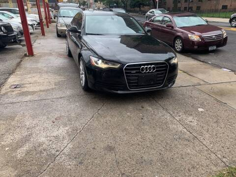 2014 Audi A6 for sale at Raceway Motors Inc in Brooklyn NY