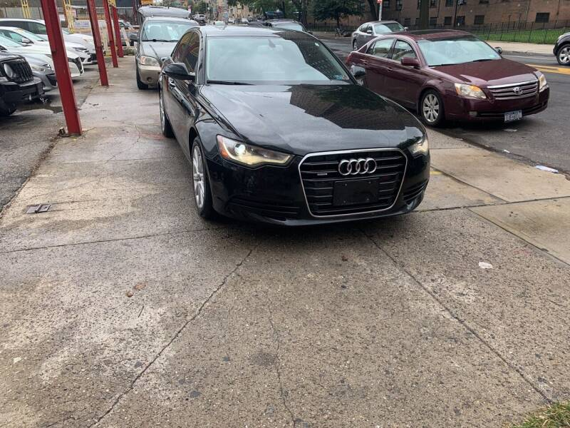 2014 Audi A6 for sale at Raceway Motors Inc in Brooklyn NY