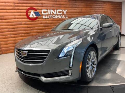 2017 Cadillac CT6 for sale at Dixie Motors in Fairfield OH
