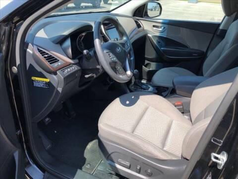2018 Hyundai Santa Fe for sale at CAR MART in Union City TN