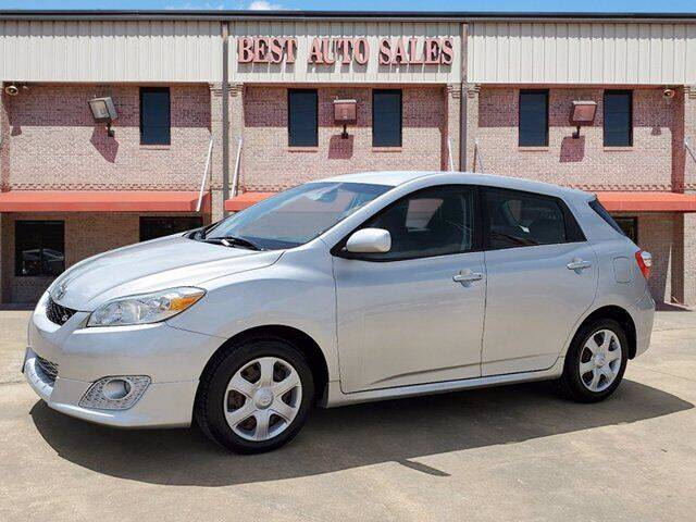 2009 Toyota Matrix for sale at Best Auto Sales LLC in Auburn AL