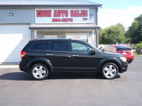 2009 Dodge Journey for sale at ENON AUTO SALES in Enon OH