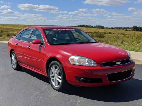 2013 Chevrolet Impala for sale at Bob Walters Linton Motors in Linton IN