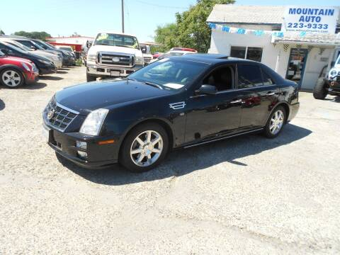 2011 Cadillac STS for sale at Mountain Auto in Jackson CA