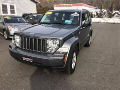 2012 Jeep Liberty for sale at Wilton Auto Park.com in Wilton CT