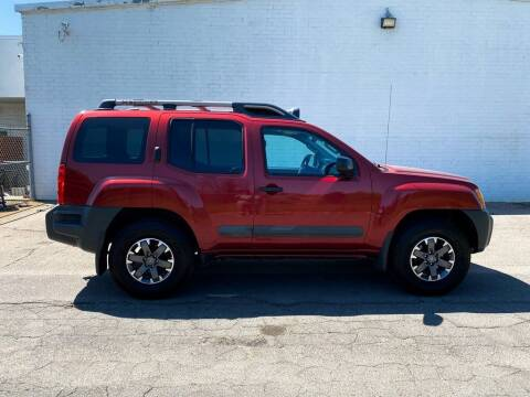 2014 Nissan Xterra for sale at Smart Chevrolet in Madison NC