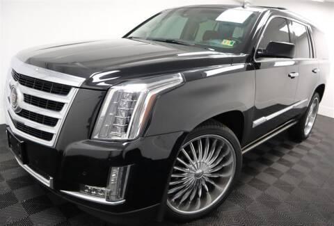 2015 Cadillac Escalade for sale at CarNova in Stafford VA