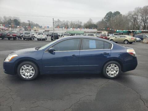 2011 Nissan Altima for sale at A-1 Auto Sales in Anderson SC