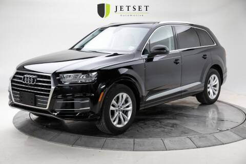 2019 Audi Q7 for sale at Jetset Automotive in Cedar Rapids IA