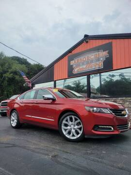 2015 Chevrolet Impala for sale at Harborcreek Auto Gallery in Harborcreek PA