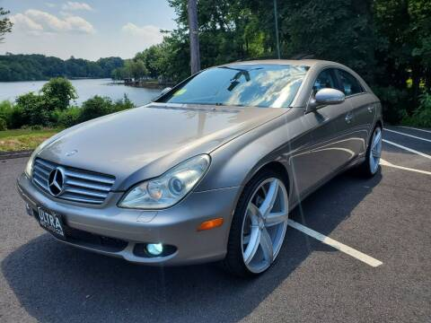 2006 Mercedes-Benz CLS for sale at Ultra Auto Center in North Attleboro MA