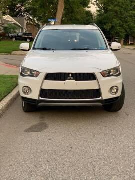 2012 Mitsubishi Outlander for sale at Pak1 Trading LLC in South Hackensack NJ