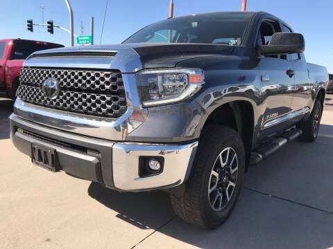 2018 Toyota Tundra for sale at Town and Country Motors in Mesa AZ