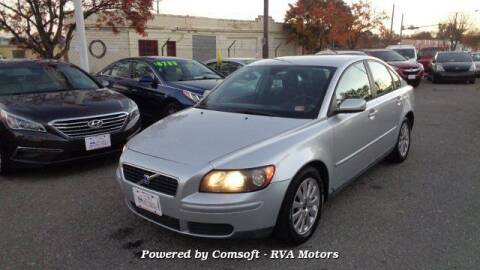 2005 Volvo S40 for sale at RVA MOTORS in Richmond VA