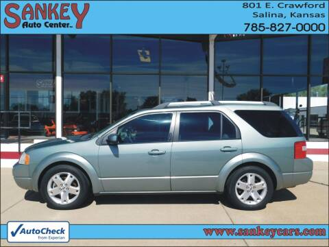 2006 Ford Freestyle for sale at Sankey Auto Center, Inc in Salina KS