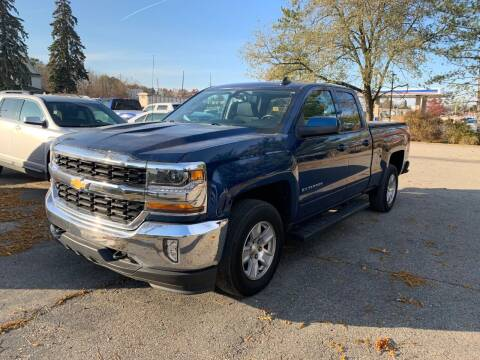 2017 Chevrolet Silverado 1500 for sale at Leonard Enterprise Used Cars in Orion MI