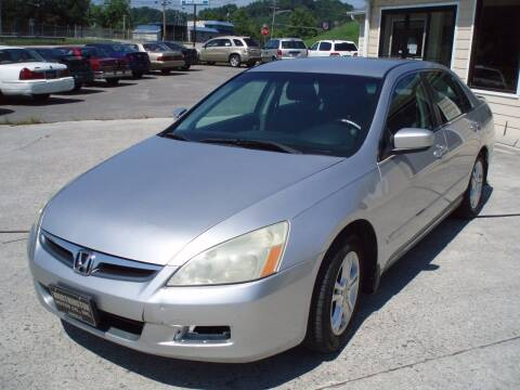 2006 Honda Accord for sale at Worthington Motor Co, Inc in Clinton TN